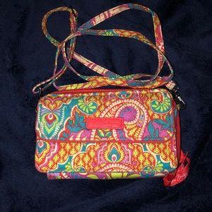 Vera Bradley wallet bag